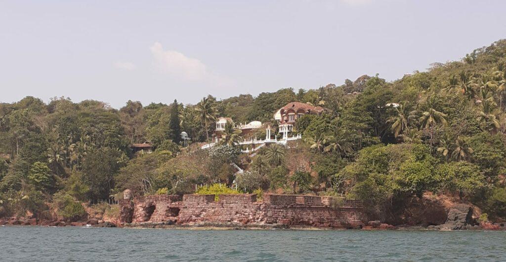 Diamond guy's house, Fort Aguada Goa