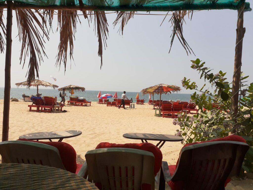 Goa Temptations Beach Shack
