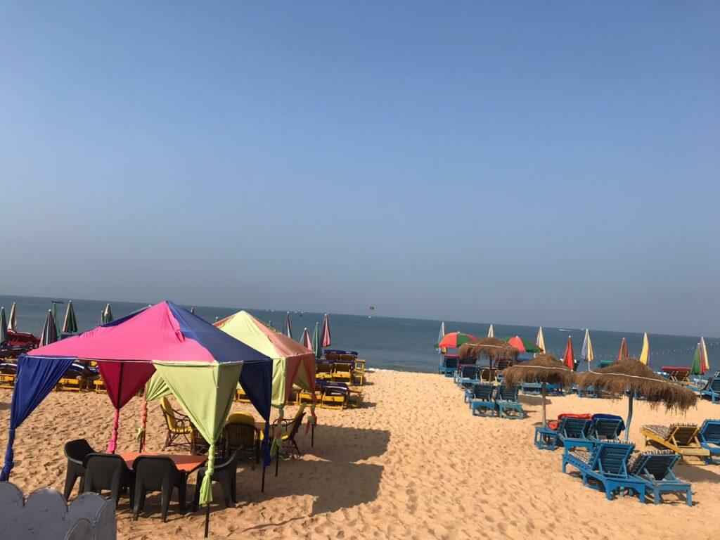 Goa Trapicana Beach Shack