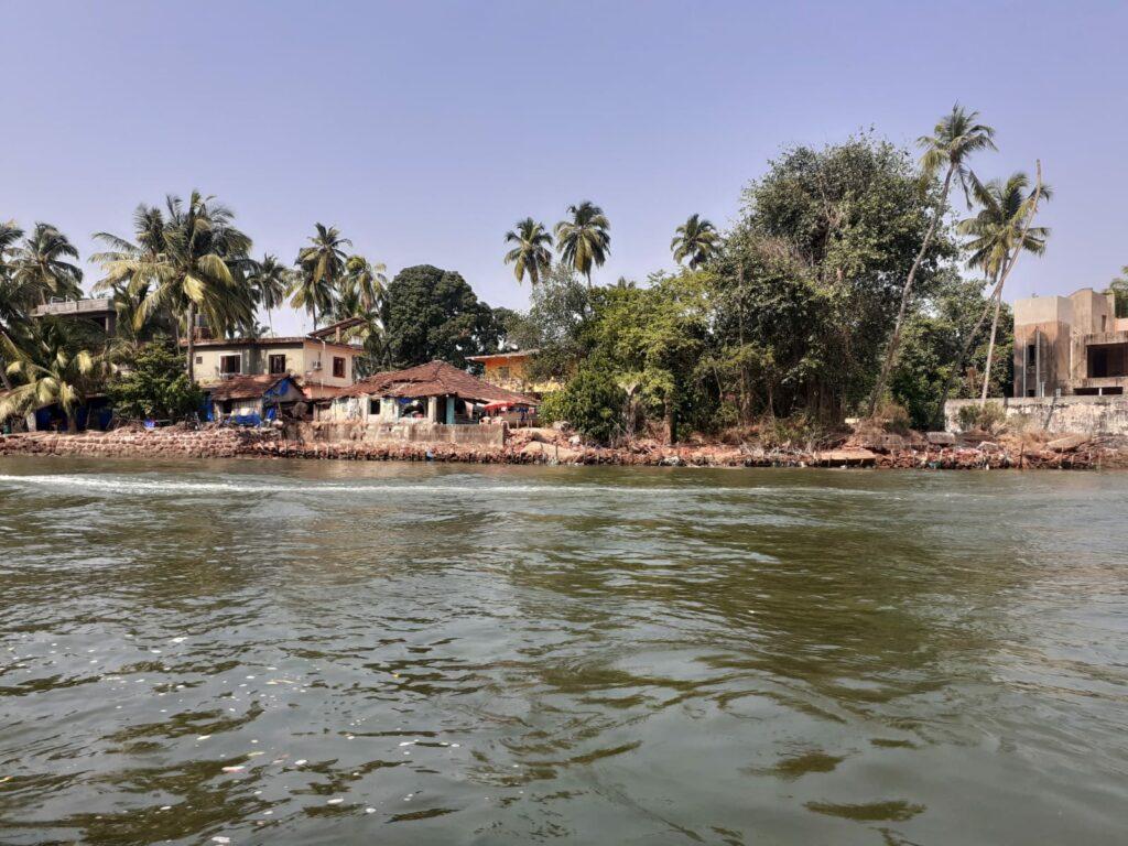 Overcapitalising Goa Waterfront