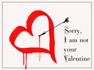 Valentine's BONUS short story – My favourite (unsuccessful) pickup line EVER