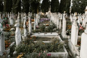 Pondering death and what it all means